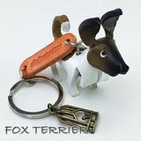 Fox Terrier Estilo Animal 3d Tan Lindo Mano L + Envio Gratis