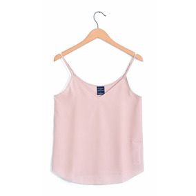 Blusa Color Siete Para Mujer - Rosa