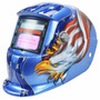 Mascara De Solda Automática Personalizada Águia