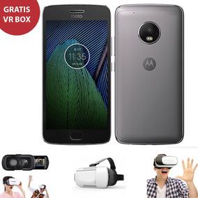 Motorola Moto G5 Plus 32gb Plateado - Gratis Vr Box