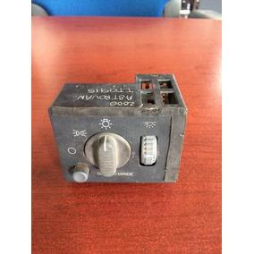 2000 Chevrolet Astro Van Switch Control De Luz