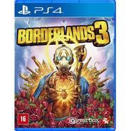 Game Borderlands 3 - Ps4