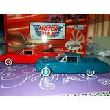 Ford Falcon Ranchero Escala 1/24 Motormax Rojo O Azul