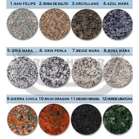 Mesadas-granito-mármoles-el Mas Barato, Solo Tapa Ciega.