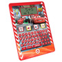 Juguete Roma Tablet Educativa Cars Mod: Art.jtab100