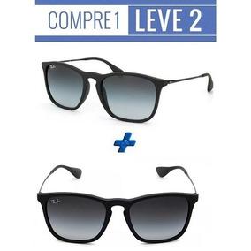 Oculos Sol Rayban Chris 4187 Compre 1 Leve 2   Frete Gratis. R  134 94 8b8a0cac66