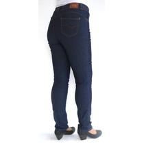 Calça Cintura Alta Skinny Biotipo 19666 Kalbatt Jeans