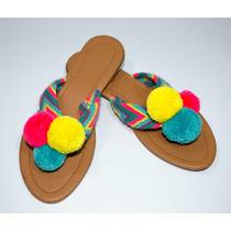 Sandalias Wayuu