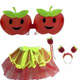 Disfraz Infantil Manzana Superfiestas Super Fiestas