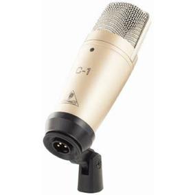 Micrófono Behringer C1 Grabación Nuevo Envio Gratis No Pg27