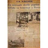 Diarios Antiguos Argentinos, 1960/2000 (ideal Para Regalo)
