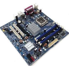 Kit Placa Mãe + Processador Core 2 Duo E8400 3.0ghz