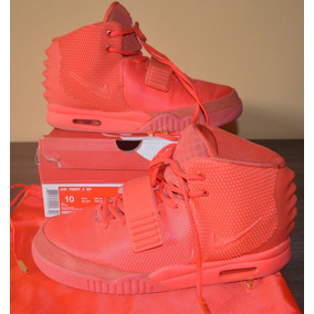 Tênis Nike Air Yeezy 2 Red October Kanye West