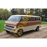 Manual De Taller - Reparacion Ford E Ecoline Van 69 - 91 *