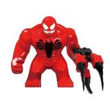 Figura 7.5 Cm Maximum Carnage Spiderman Compatible Con Lego