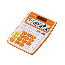 Calculadora Casio De Mesa De 12 Dígitos. Mj-12vcb-rg