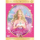Dvd - Barbie O Quebra Nozes Original - Novo Lacrado - Pt