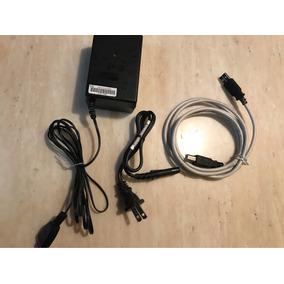 Cable Transformador Para Impresora Hp