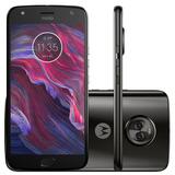 Smartphone Moto X4 Xt1900 Preto - Dual Chip, 4g, 3gb Ram