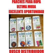 Parches Y Apliques Termoadhesivos Ropa - Busco Distribuidor