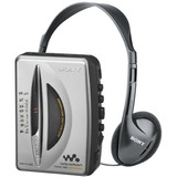 Sony Wm-fx195 Reproductor De Casete Estéreo Am / Fm Walkm...