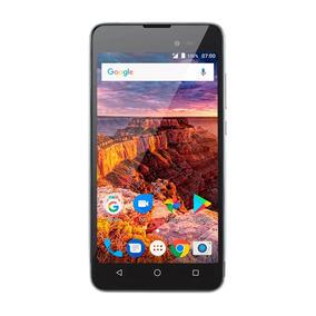 Smartphone Ms50l 3g Quadcore 1gb Ram 5 Dual Android 7 Preto