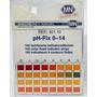 Papel De Ph Fita De Ph 0-14 Cx C/100 Unid Importado Alemanha