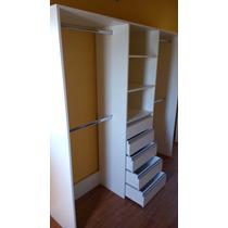Torre Modulo Para Interiores Placard/vestidores Blanco