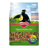 Aves Kaytee Exact Rainbow Tucan Mina 2.5 Lb (1.13 Kg) +kota