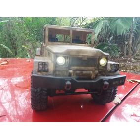 Camion Vintage. 4x4 1/16 Rc. Camion Militar.