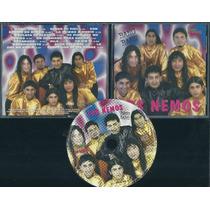 Los Nemos Bang Bang Latin Music Cd Nuevo Original 2003