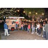 Alquiler Food Truck Trailer Gastronómico Eventos Catering