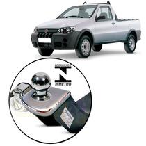 Engate Reboque Inmetro Fiat Strada 2003 A 2015 Com Garantia