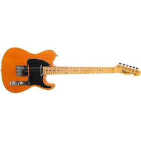 Guitarra Tagima Telecaster Woodstock Tw-55 Butterscotch