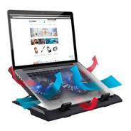 Base De Enfriamiento Para Laptop, Con Ventilación Ajustable