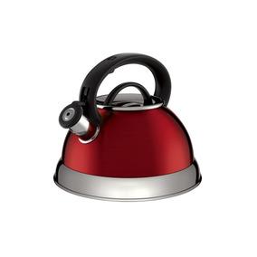 Chaleira Boiler Inox 2,8l Vermelho In3121-vm - Euro Home