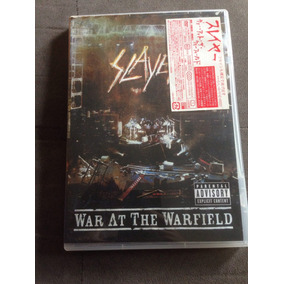 Slayer War At The Warfield Dvd Importado Japan 2010