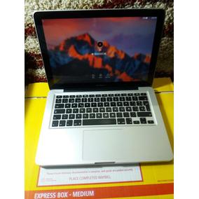 Macbook Pro A1278 13 Intel I7 8gb 750gb 2012 2.9ghz