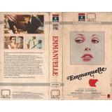 Emmanuelle Vhs Silvya Kristel 1974 Erotico Adultos