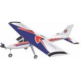 Aeromodelo Albatroz Para Motores: 60 A 90 (azul) Incoaer