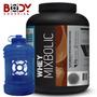 Whey Mix Bolic 1.8kg - Sportsnutrition - Isolado + Concentr.