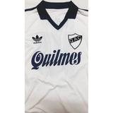 Camiseta De Quilmes Retro Titular 1998