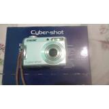 Câmera Digital¿ Sony Cyber-shot (vendo Itens Separados)