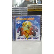 Cd Furacão 2000 - Remix Melody (novo/lacrado)