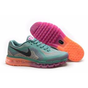 Zapatilla Nike Airmax 2014 Nuevas Hombre Running