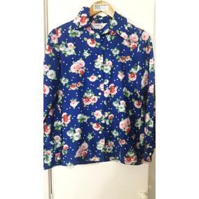 Camisa Blusa D Vestir Mujer Como Nueva Lady Arrow
