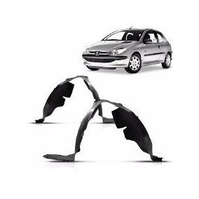 Par De Parabarro Interno Dianteiro Peugeot 206 99 A 2011
