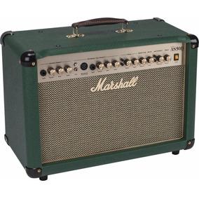 Amplificador Guitarra Marshall As50d Green + Envio