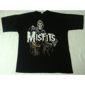 Camisas Rock Misfits Compre Ultimas Peças.