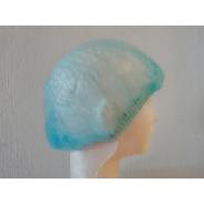 Cofias Desechables Plisada Pq/100 (azul)